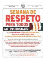RESPECT FOR ALL 2012-SPANISH