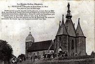 cartes-postales-photos-Chapelle-de-Notre-Dame-du-Haut-Vue-prise-un-jour-de-Pelerinage-RONCHAMP,1900