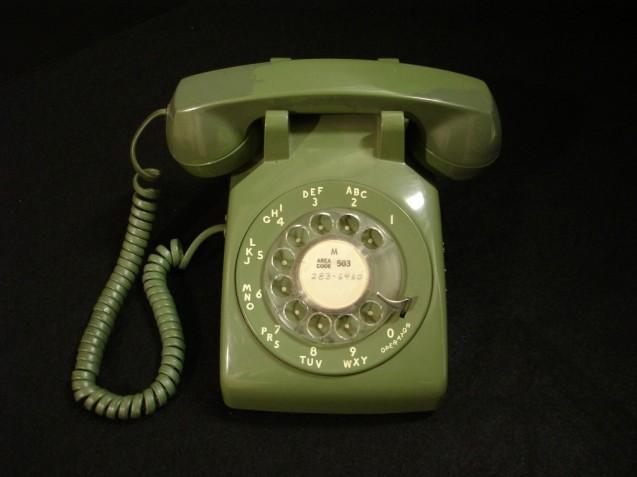 Rotary-phone-c1983